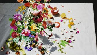 池田衆 Still Life#3 2019 cut-out photograph, mounted on acrylic 77×107cm Courtesy of the artist and Maki Fine Arts