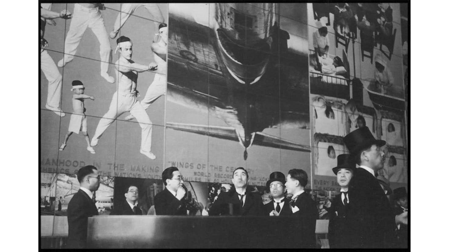 山端祥玉が写した1939年万博の旅(JCIIフォトサロン) 美術手帖