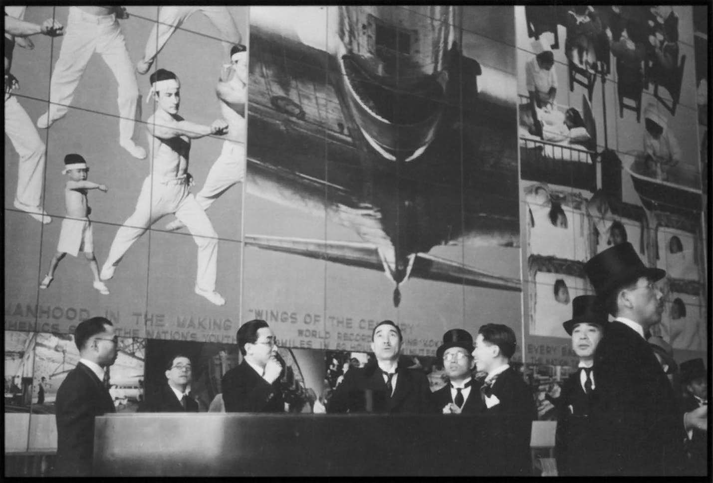 山端祥玉が写した1939年万博の旅(JCIIフォトサロン)|美術手帖