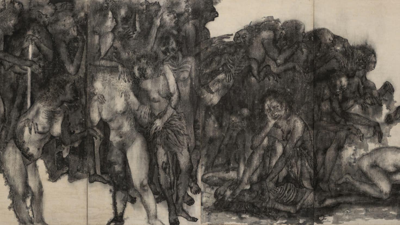 丸木位里・俊 ―《原爆の図》をよむ(広島市現代美術館) 美術手帖