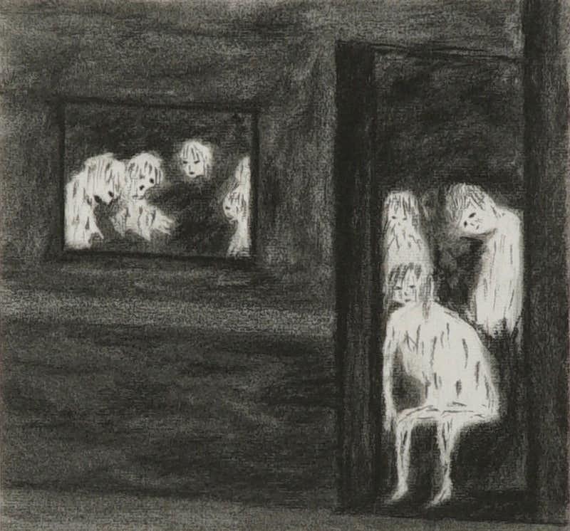 加茂昂 追体験の光景(原爆の図丸木美術館)|美術手帖