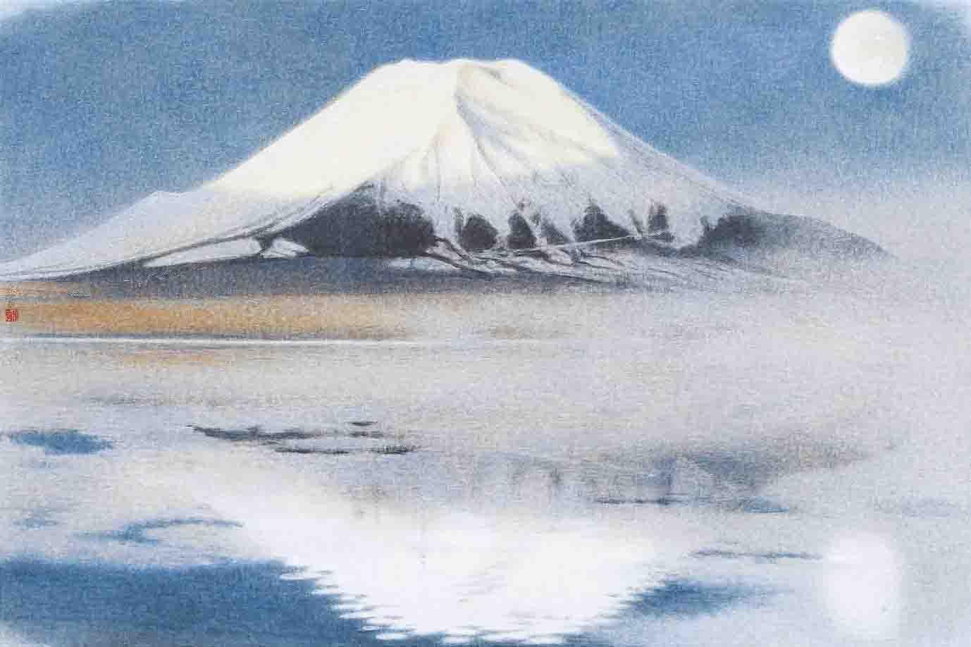 没後20年 岩橋英遠展(北海道立旭川美術館)|美術手帖