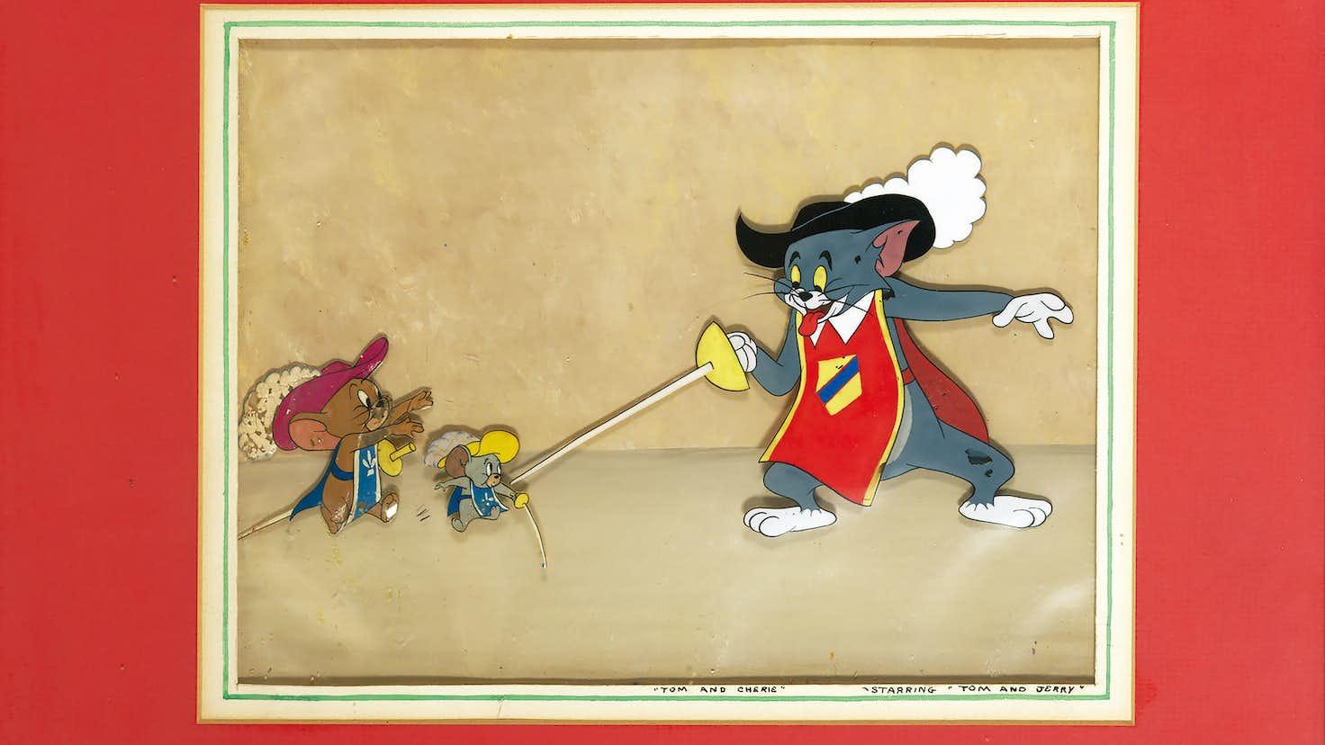 と ネズミ トム ジェリー