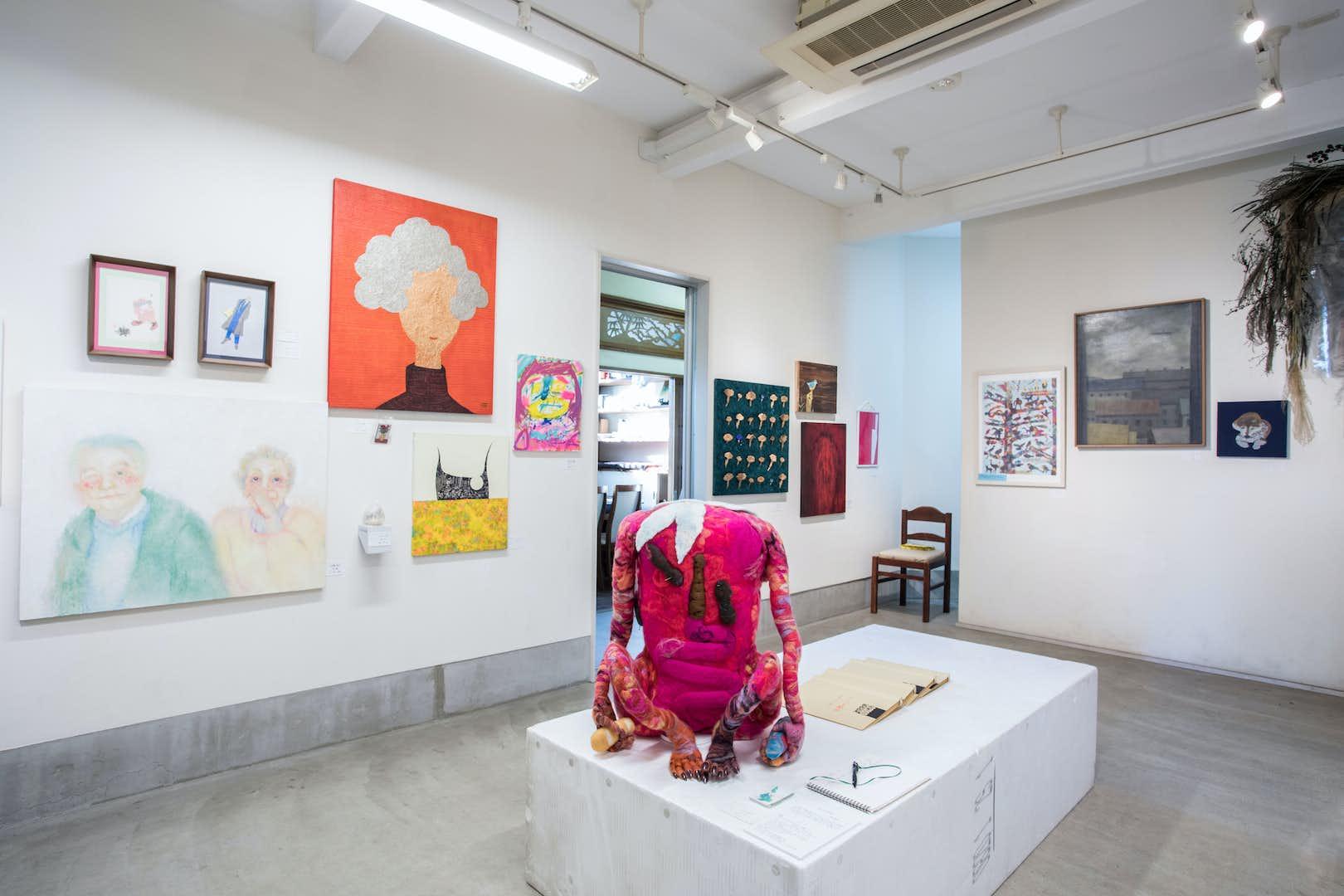 第9回せんだい21アンデパンダン展2020(Gallery TURNAROUND、中本誠司 ...