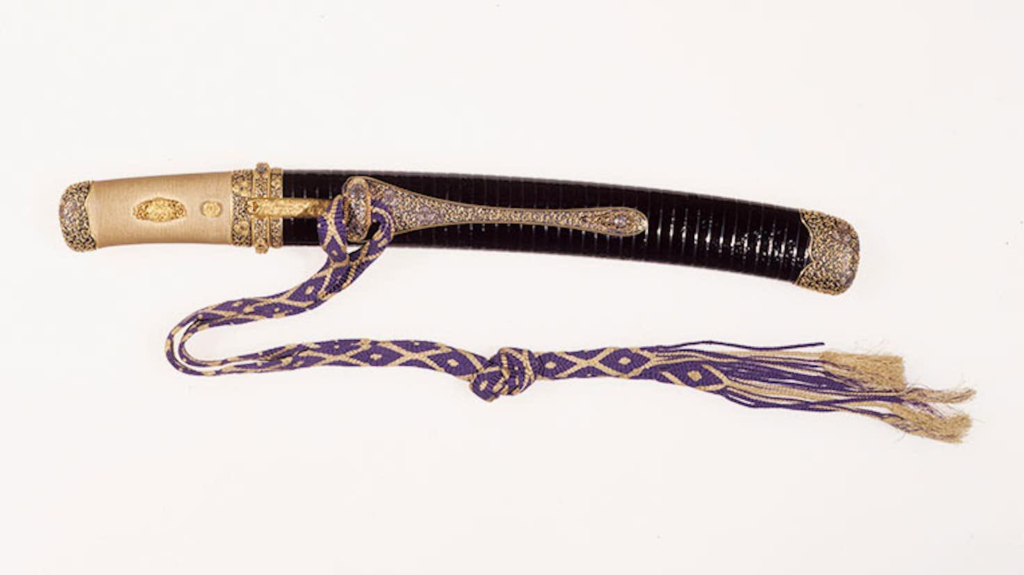 国宝の名刀「日向正宗」と武将の美(三井記念美術館)|美術手帖