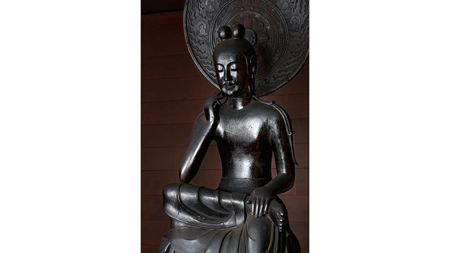 中 宮寺 の 国宝