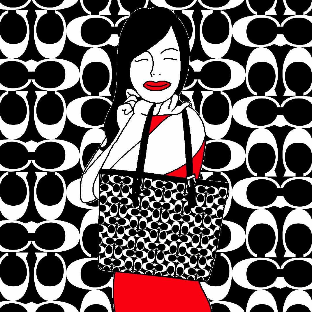 8人のアーティストがcoachとコラボレーション 日本初公開作品で見せる