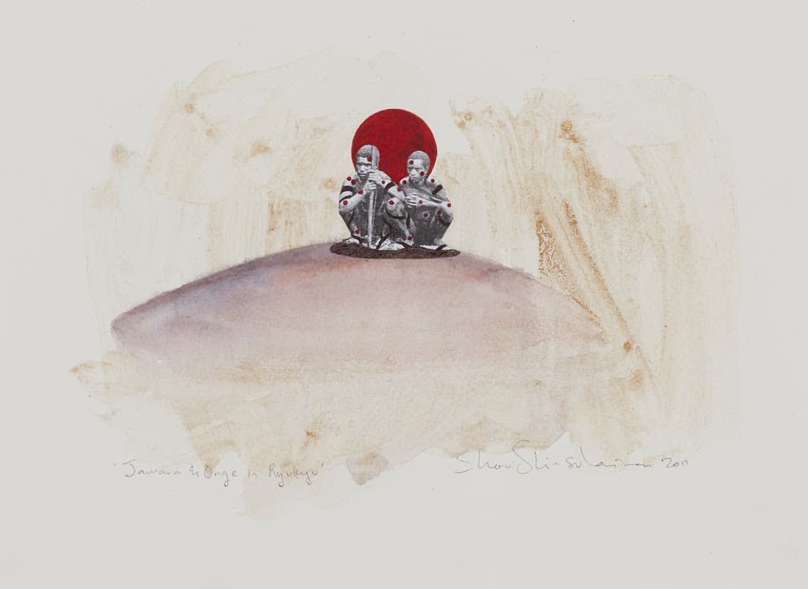 人間と自然、アートとの分かちがたい関係性を描く。シュシ・スライマンの個展が8/ ART GALLERY/ Tomio Koyama Galleryで開催