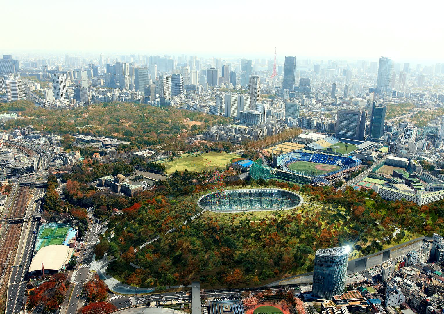 建築家・田根剛の個展が都内2ヶ所で同時開催。「未来の記憶」をテーマ ...