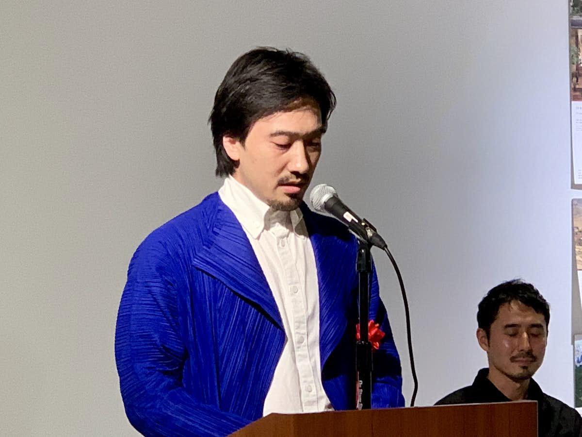 田根剛の大規模個展「未来の記憶」がオペラシティで開幕。これまでのプロジェクトを網羅的に紹介