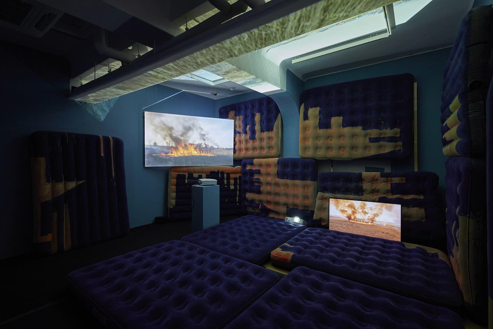 ヴィデオゲーム的な想像力は新たな風景を生み出すか?  大岩雄典評 海野林太郎「風景の反撃 / 執着的探訪」展