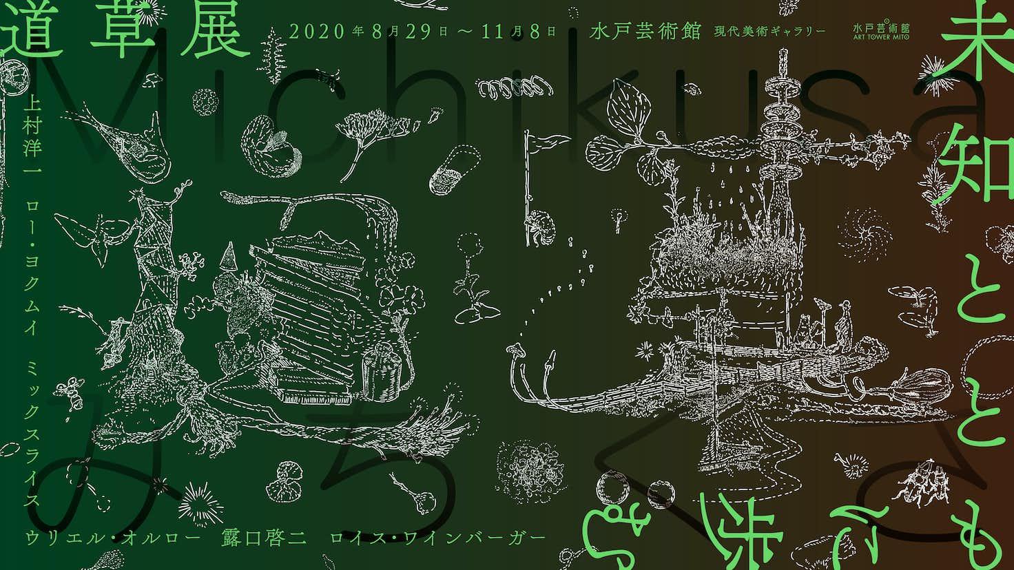 ロイス・ワインバーガーの遺作を展示。人間と環境のつながりを考える ...