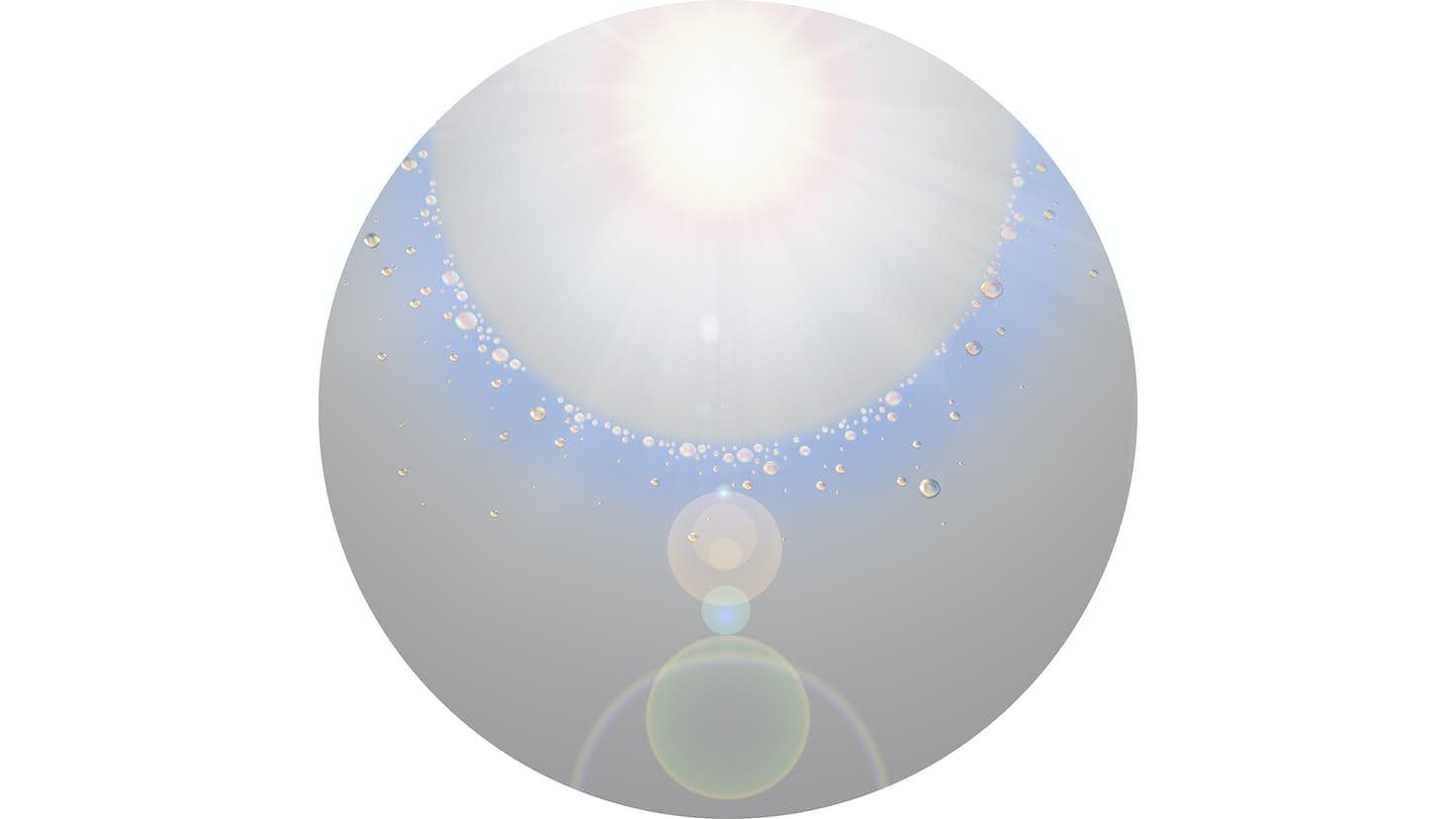 現代の神性を司る光のモニュメントとは。森万里子の個展「Central」がSCAI THE BATHHOUSEで開催|画像ギャラリー 1/3|美術手帖