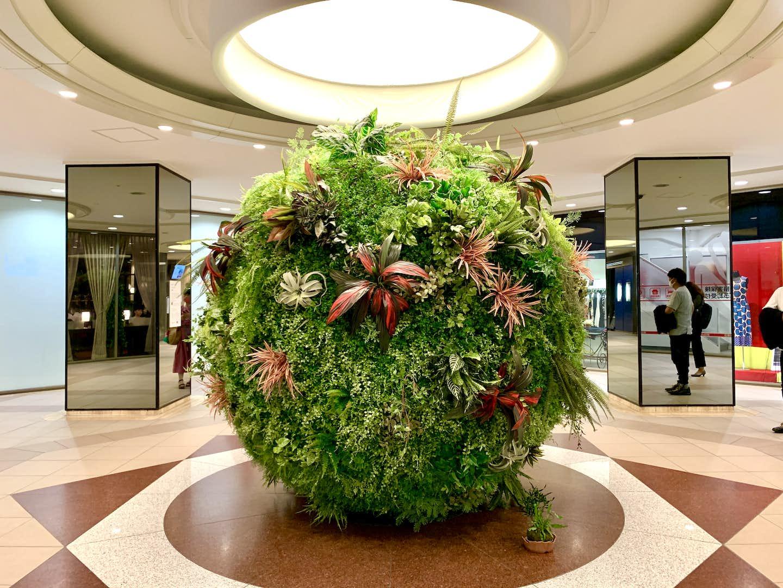 丸の内と有楽町に巨大作品が登場。「⼤丸有SDGs ACT5×東京ビエンナーレ ...