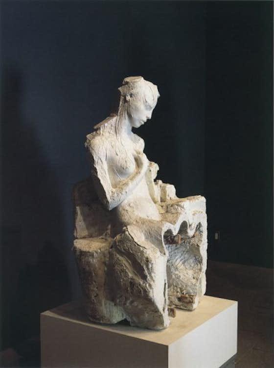 彫刻家・板東優の創造の原点を探る。「ポートレイトから始まる線の果て ...