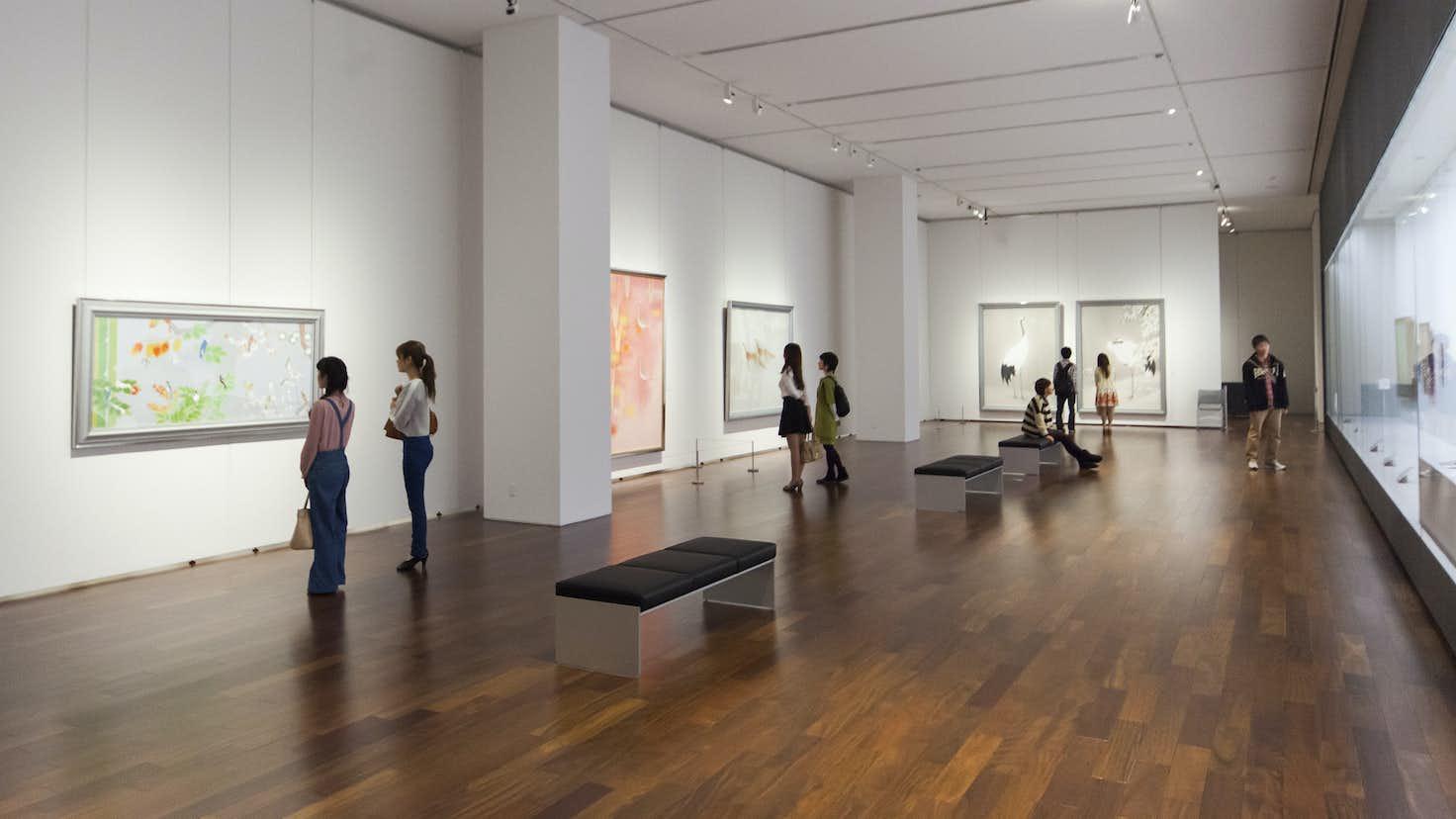 美術館 あべの ハルカス あべのハルカス美術館で「北斎」展 大英博物館との共同プロジェクト