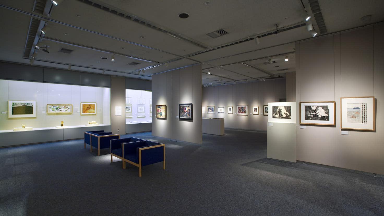 Image result for 武蔵野市立吉祥寺美術館